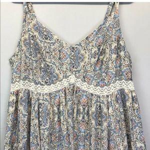 Torrid size 0 maxi dress.